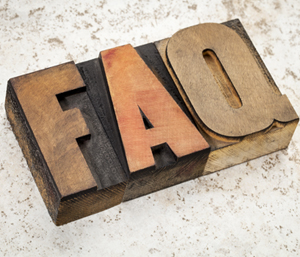 Frequently asked questions (FAQ) for vacationers