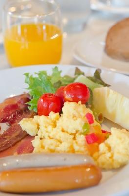 Breakfast in Carolina Beach, NC