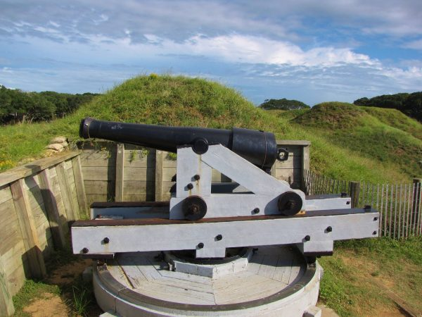 Beyond one of our nation's best aquariums, Fort Fisher is a historic site in America's bloodiest war.