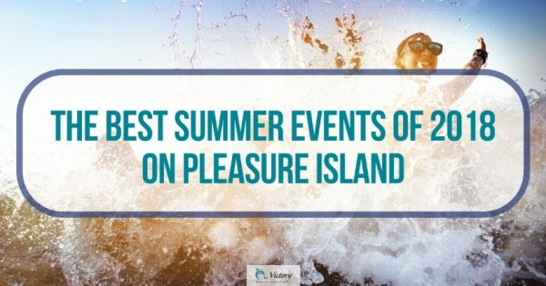 Pleasure Island is full of summer events in 2018