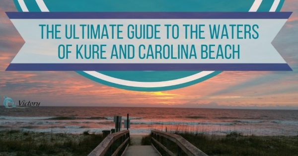 Spend a day on the water of Kure and Carolina Beach