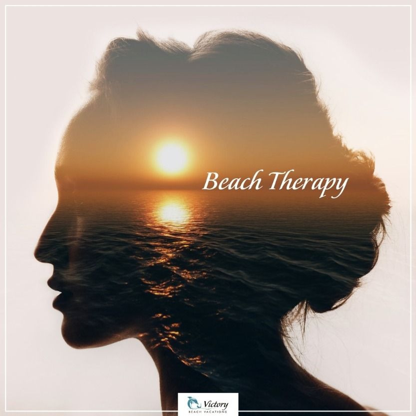 Beach therapy vacation Pleasure Island